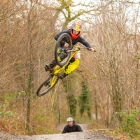 Bikepark Wales Sunday 12th March 2017