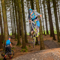 Bikepark Wales Sunday 6th August 2017